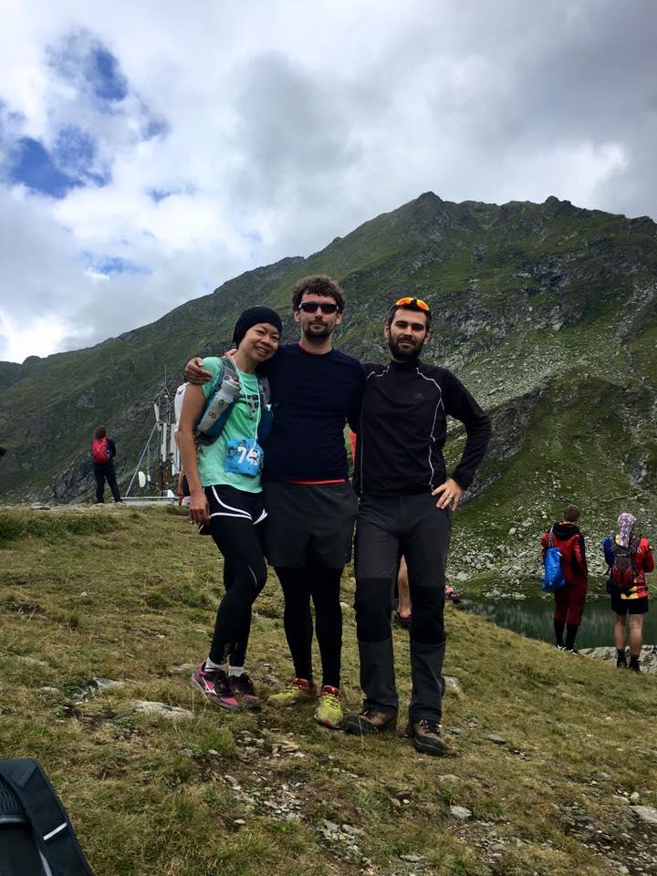 Post Race. 2x2 Romania