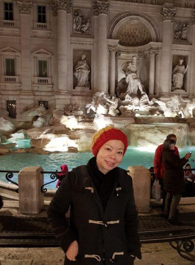 Family Reunion. Rome