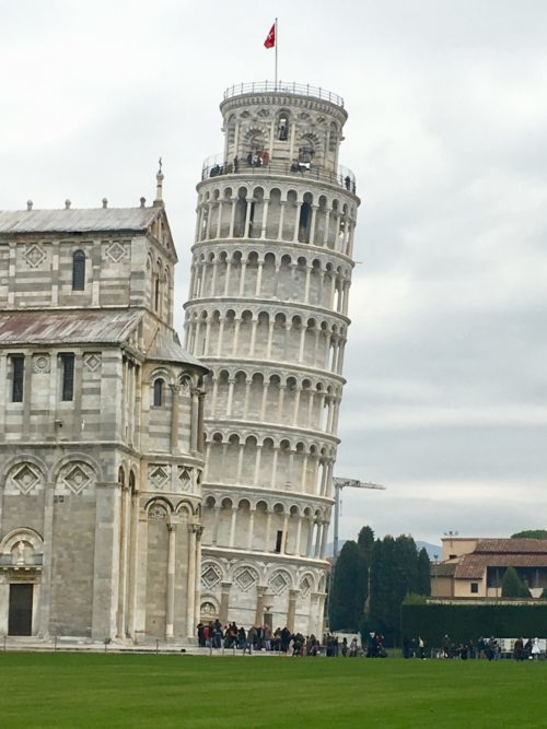 Family Reunion. Pisa.