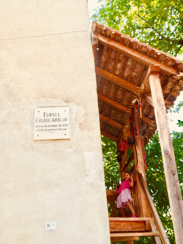 Tourul Cojocarilor (Furriers Tower)