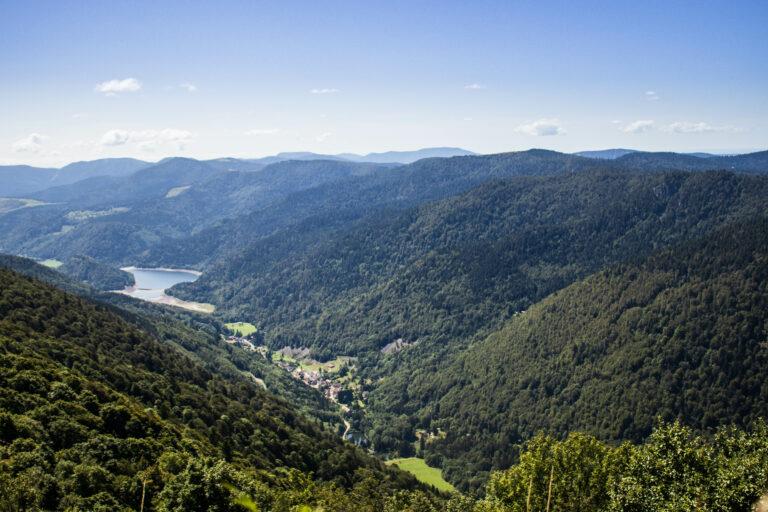 Lake Kruth-Wildenstein in the background.
