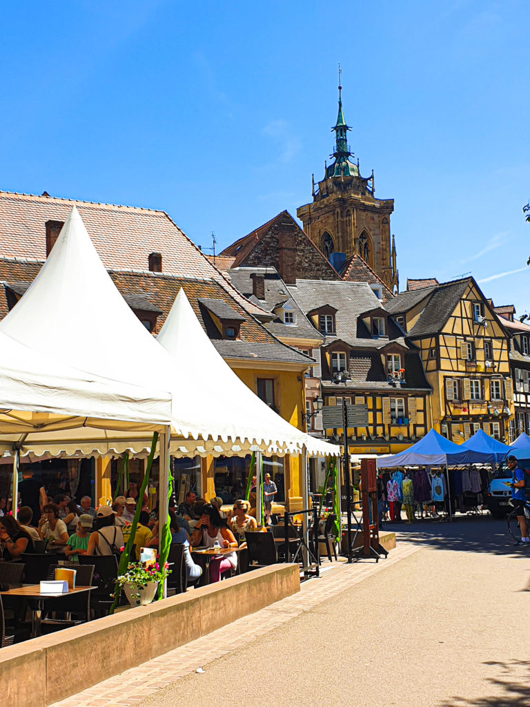 Colmar City_Lunch Time
