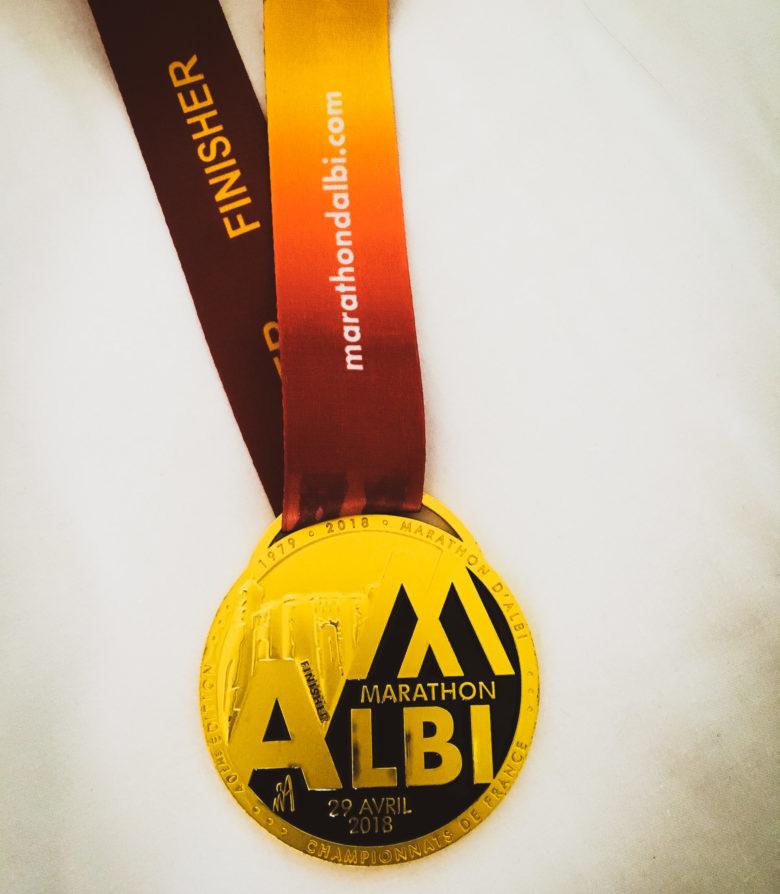 Albi Medal