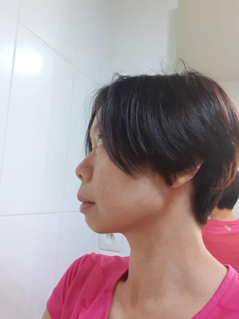 Haircut After Lockdown Juste Claudia